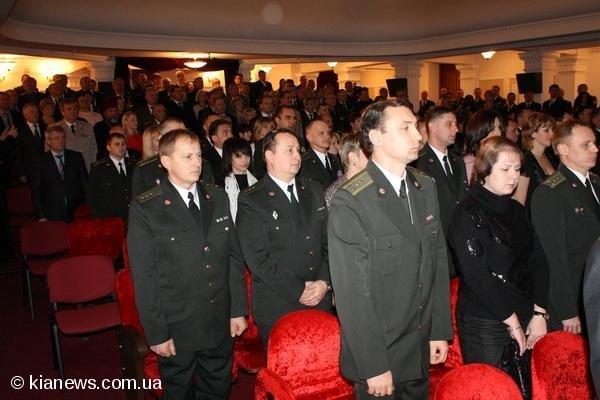 В Ялте чествовали работников государственной охраны Украины (ФОТО), фото-2