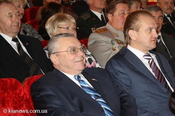 В Ялте чествовали работников государственной охраны Украины (ФОТО), фото-5