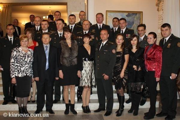В Ялте чествовали работников государственной охраны Украины (ФОТО), фото-6