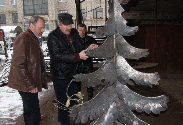 В Донецке прошел фестиваль Гильдии кузнецов (фото), фото-1