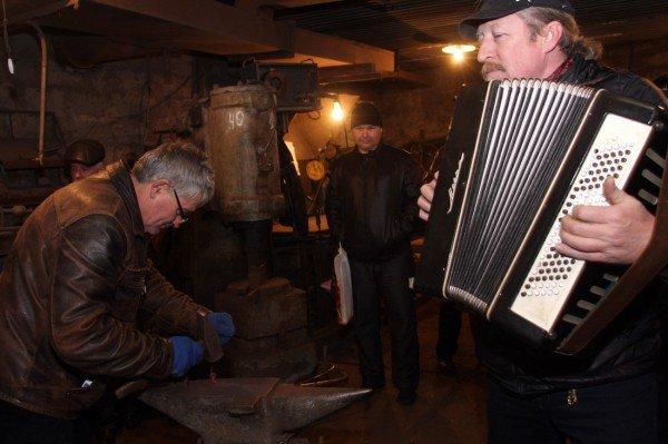 В Донецке прошел фестиваль Гильдии кузнецов (фото), фото-5