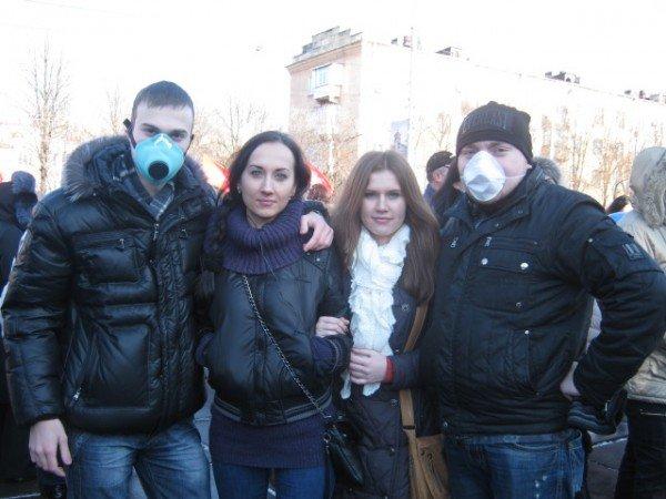 Мариупольцы потребовали от Ахметова дать им возможность дышать (ФОТО), фото-8