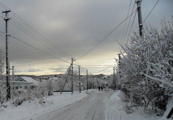 Зимняя сказка в Симферополе (фото), фото-1