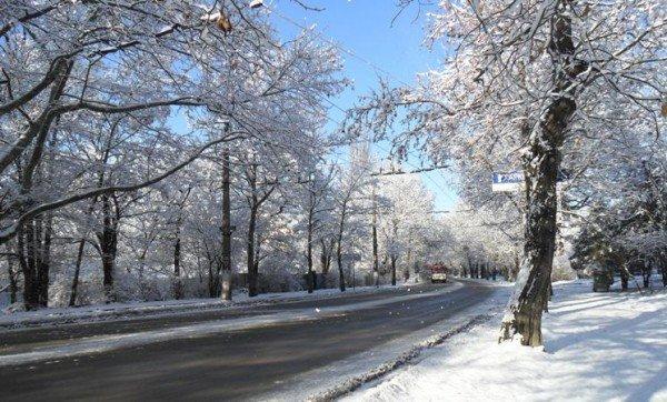 Зимняя сказка в Симферополе (фото), фото-4