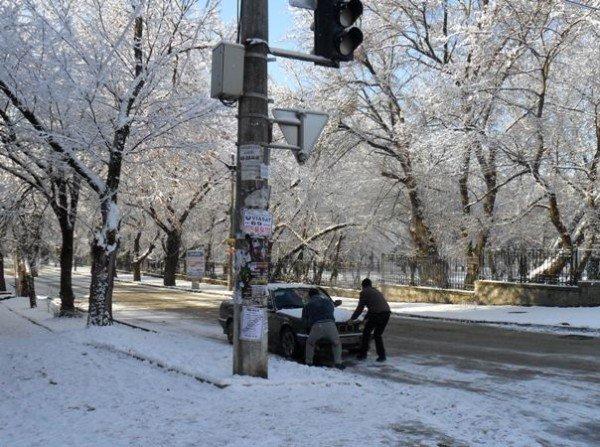 Зимняя сказка в Симферополе (фото), фото-7
