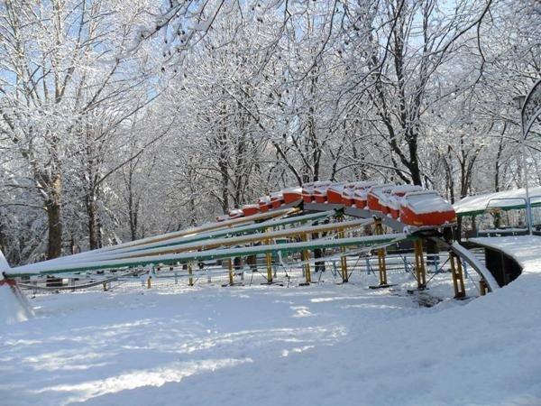 Зимняя сказка в Симферополе (фото), фото-9
