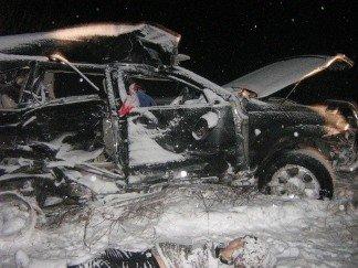 На Львівщині зіштовхнулось три авто: 3 загиблих та 3 травмованих, фото-2