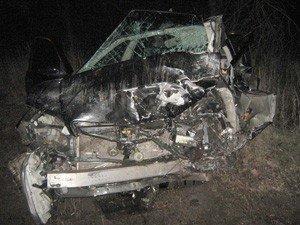 В Донецкой области в ДТП погиб милиционер и судмедэксперт (фото), фото-1