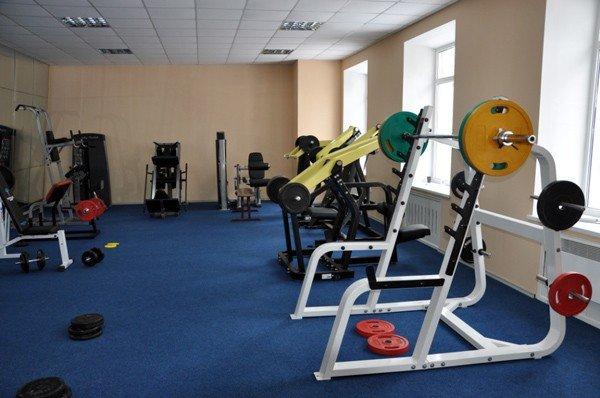 Горловский Стирол реконструирует Дворец спорта, фото-3