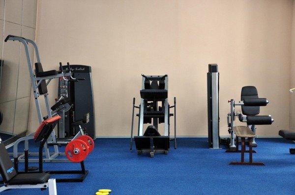 Горловский Стирол реконструирует Дворец спорта, фото-4