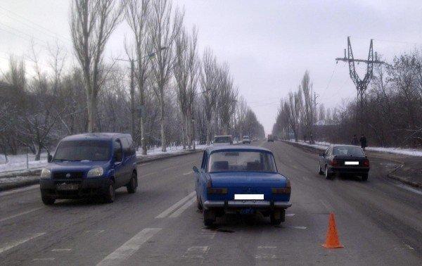 В Донецке на пешеходном переходе сбили 20-летнего парня (фото), фото-2