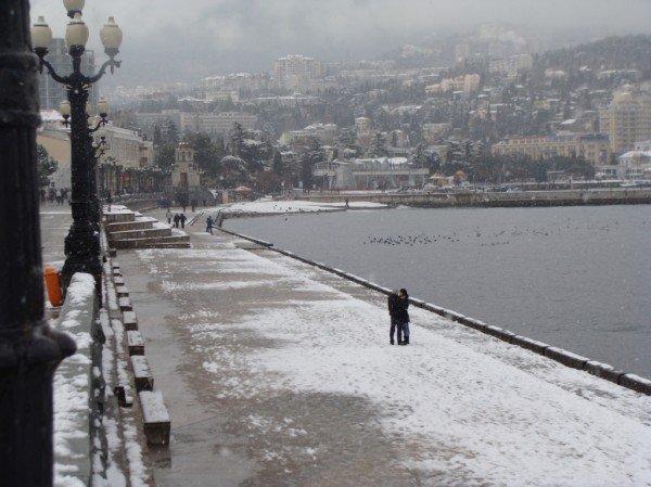 В Ялте зима уже закончилась (ФОТО), фото-12