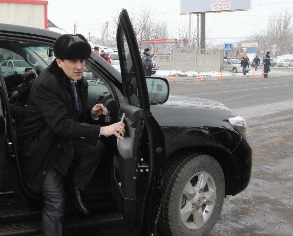 Донецкий губернатор и мэр так и не решились последовать примеру сотен донетчан и прыгнуть в ледяную прорубь (фото, видео), фото-4