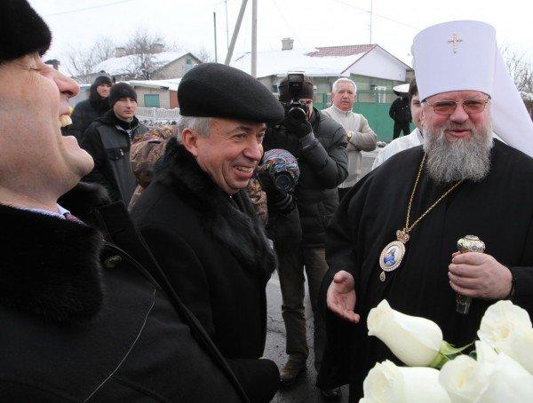 Донецкий губернатор и мэр так и не решились последовать примеру сотен донетчан и прыгнуть в ледяную прорубь (фото, видео), фото-7