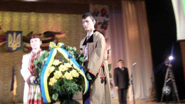 У Луцьку відбулися урочистості з нагоди Дня Соборності України (ФОТО, ВІДЕО), фото-4