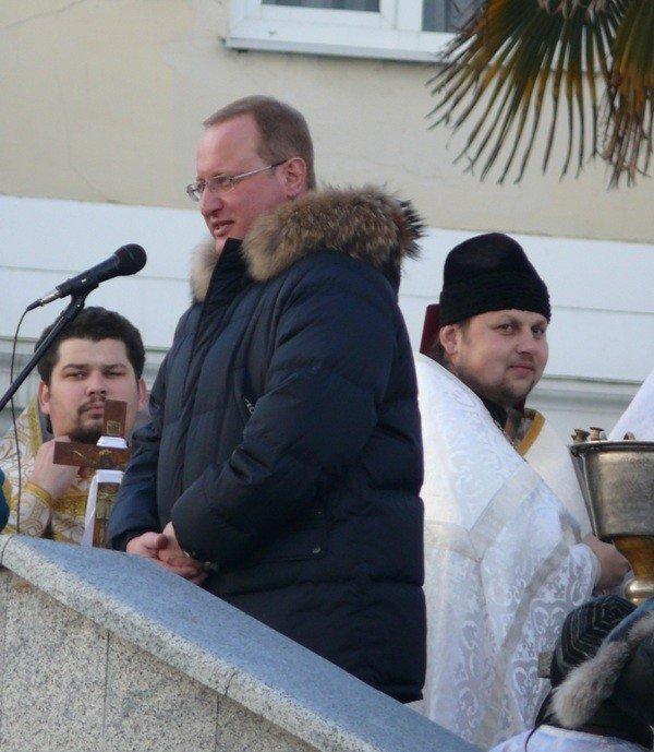 Ялтинцы отметили праздник Крещения Господнего (ФОТО), фото-3