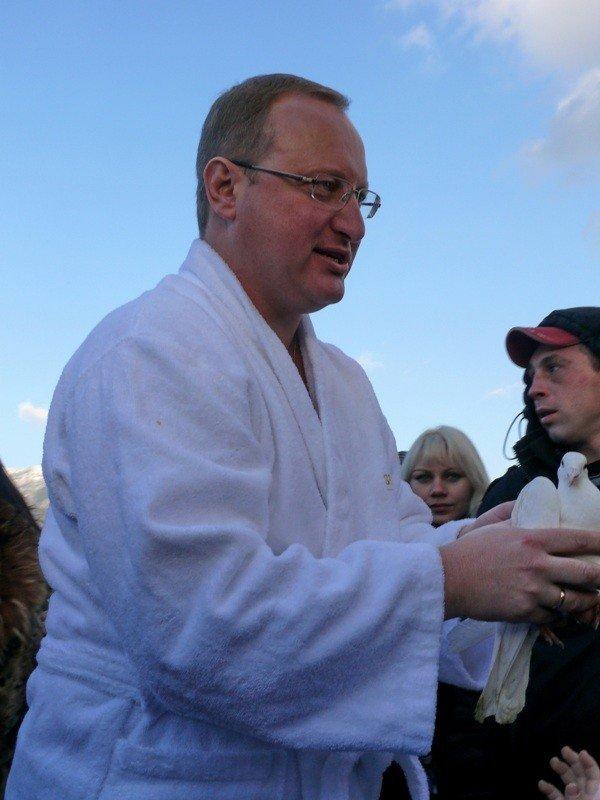 Ялтинцы отметили праздник Крещения Господнего (ФОТО), фото-6