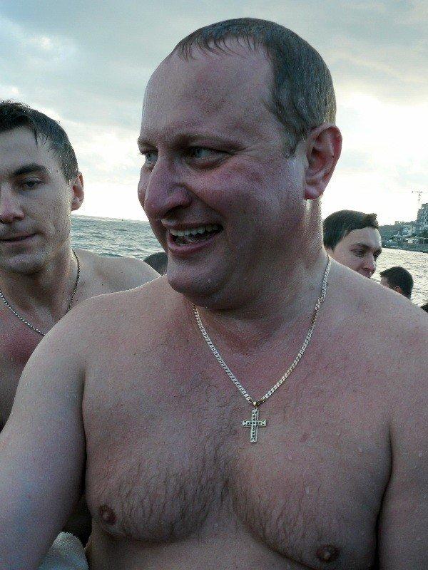 Ялтинцы отметили праздник Крещения Господнего (ФОТО), фото-7