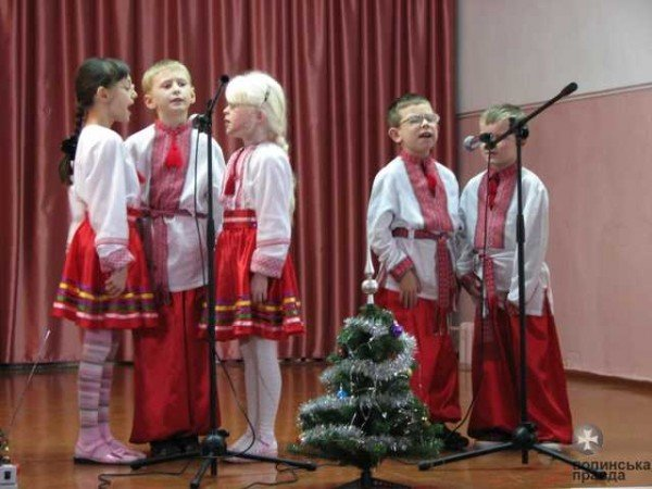 Депутати Волиньради зробили подарунок дітям із вадами зору, фото-4