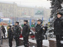 Шишацкий и Лукьянченко решили отметить День Соборности на два дня раньше срока (фото), фото-3
