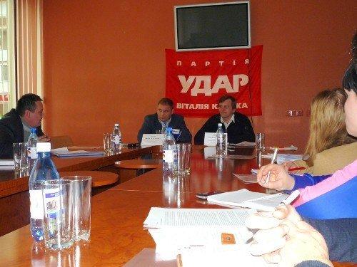 Партія «УДАР Віталія Кличка»: єдиним фронтом на захист України, фото-3