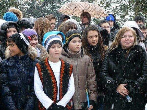 В Ялте уже начали отмечать День Соборности Украины (ФОТО), фото-5