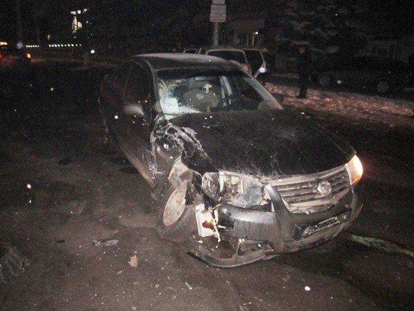 В Горловке с начала недели в ДТП пострадал 1 человек, фото-1