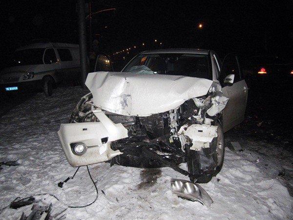 В Горловке с начала недели в ДТП пострадал 1 человек, фото-2