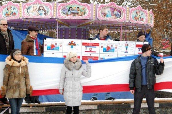 В Симферополе создали «живую» карту Крыма (фото), фото-4