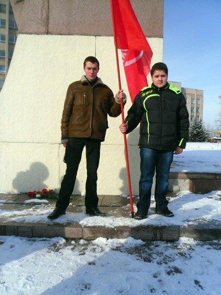 Коммунисты Горловки почтили память Ленина, фото-3