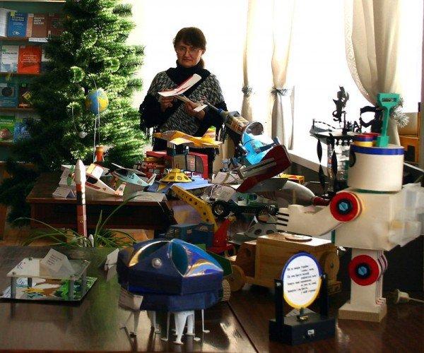 В Запорожье открылась выставка бумажных моделей самолетов, автомобилей и кораблей  (ФОТО), фото-1