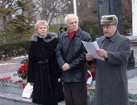 В Симферополе представители оппозиции и активисты вместе отпраздновали День Соборности Украины (фото), фото-2