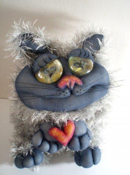 Для запорожцев откроется выставка котов ручной работы «Ля ля мурр»  (ФОТО), фото-1