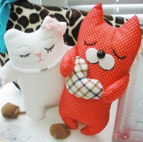Для запорожцев откроется выставка котов ручной работы «Ля ля мурр»  (ФОТО), фото-4