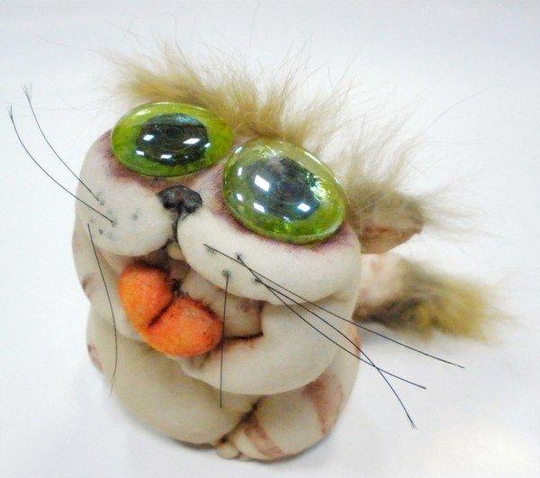 Для запорожцев откроется выставка котов ручной работы «Ля ля мурр»  (ФОТО), фото-6