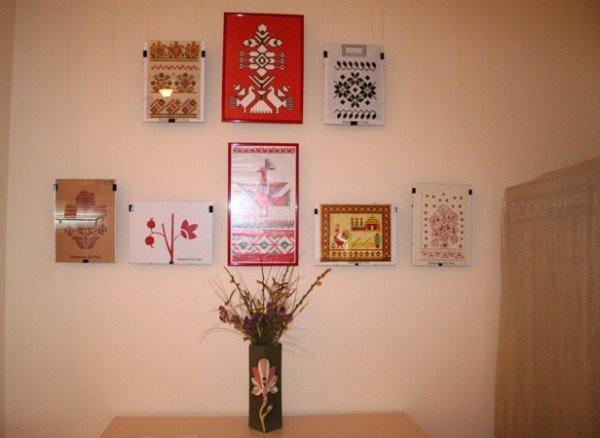 В Симферополе открылась выставка учеников знаменитой крымской вышивальщицы (фото), фото-11