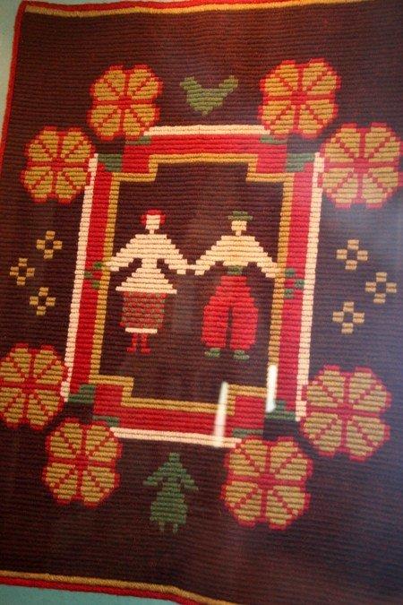 В Симферополе открылась выставка учеников знаменитой крымской вышивальщицы (фото), фото-7