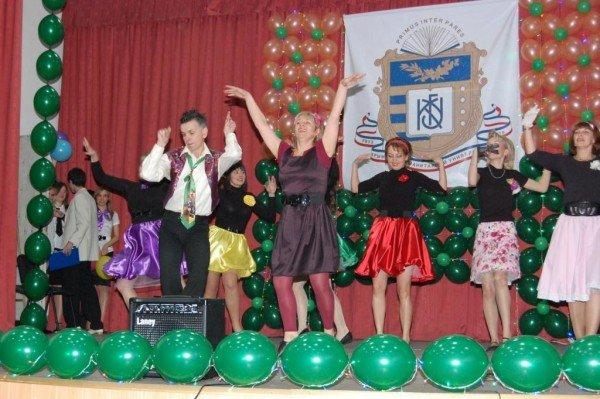 Институт экономики и управления отметил день рождения в КГУ, фото-1