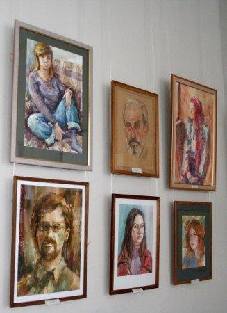 В Симферополе открылась выставка памяти Рудольфа Подуфалого (фото), фото-1