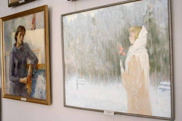 В Симферополе открылась выставка памяти Рудольфа Подуфалого (фото), фото-8