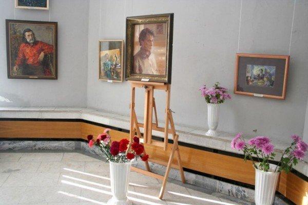 В Симферополе открылась выставка памяти Рудольфа Подуфалого (фото), фото-4