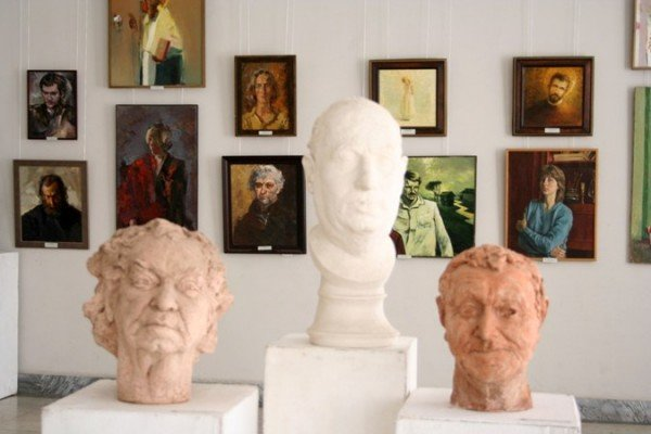 В Симферополе открылась выставка памяти Рудольфа Подуфалого (фото), фото-7