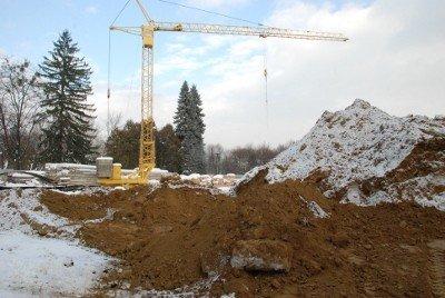 У Львові у парку Б. Хмельницького без дозволу ведеться будівництво, фото-2