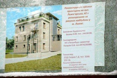 У Львові у парку Б. Хмельницького без дозволу ведеться будівництво, фото-5