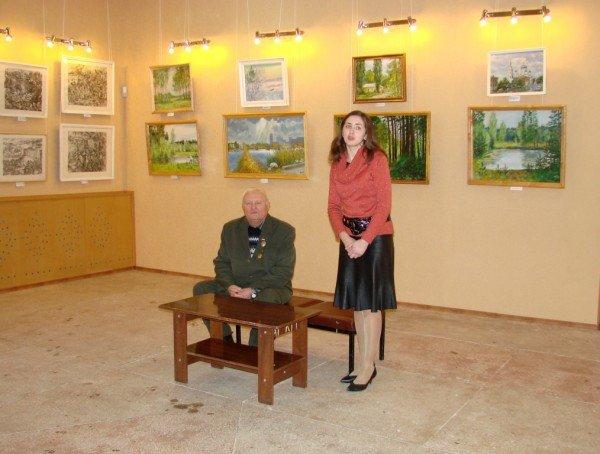 О критике, метели и Булгакове: в Артемовск приехал большой художник, фото-3