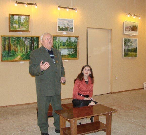 О критике, метели и Булгакове: в Артемовск приехал большой художник, фото-2