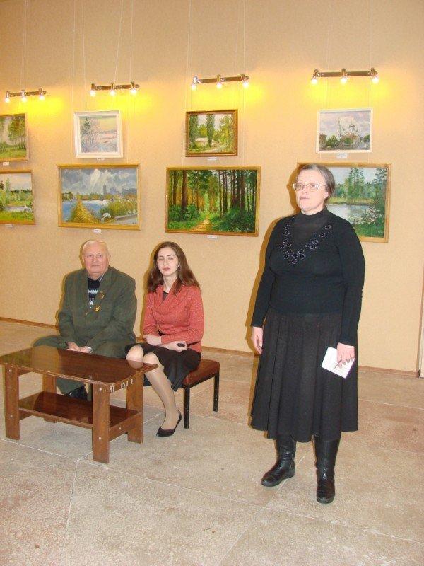 О критике, метели и Булгакове: в Артемовск приехал большой художник, фото-4
