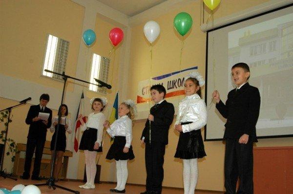 В пгт Ленино открыли школу за 75 миллионов (фото), фото-4