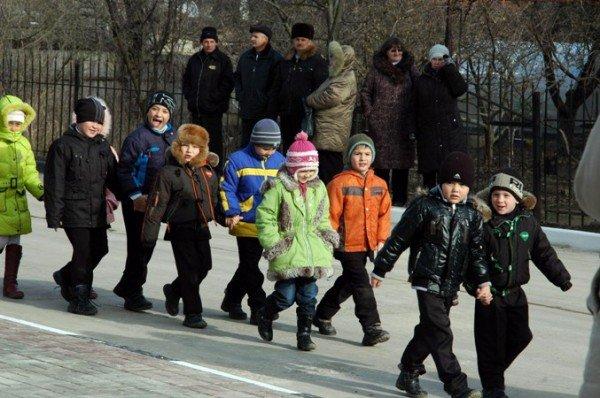 В пгт Ленино открыли школу за 75 миллионов (фото), фото-2