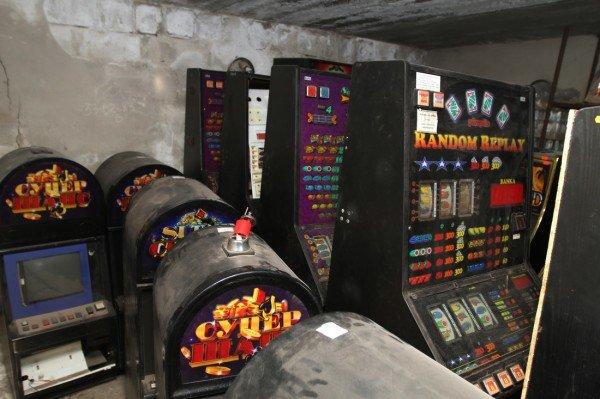 В Донецкой области за год милиция изъяла две тысячи игровых автоматов (фото), фото-3